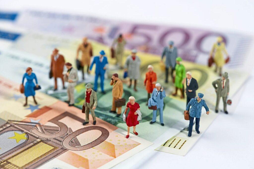 Gehaltsentwicklung 2019