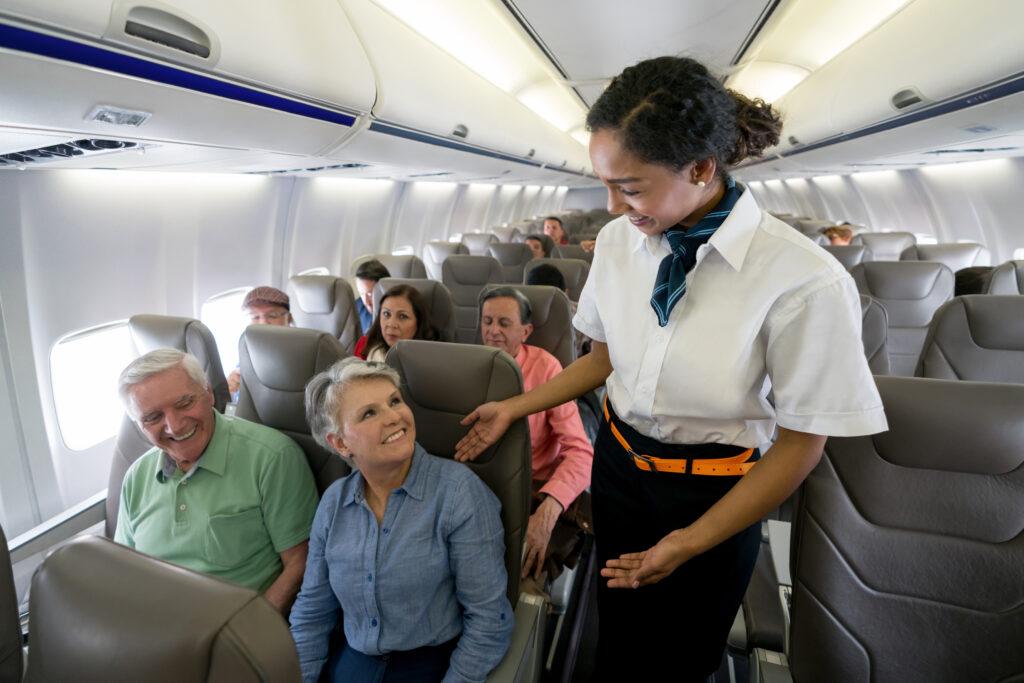 Stewardess Krankheit