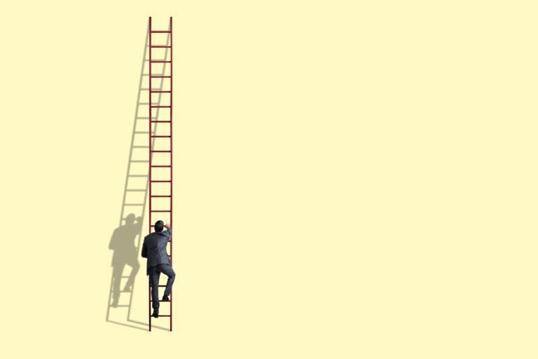 Einstiegsgehalt Karriereleiter