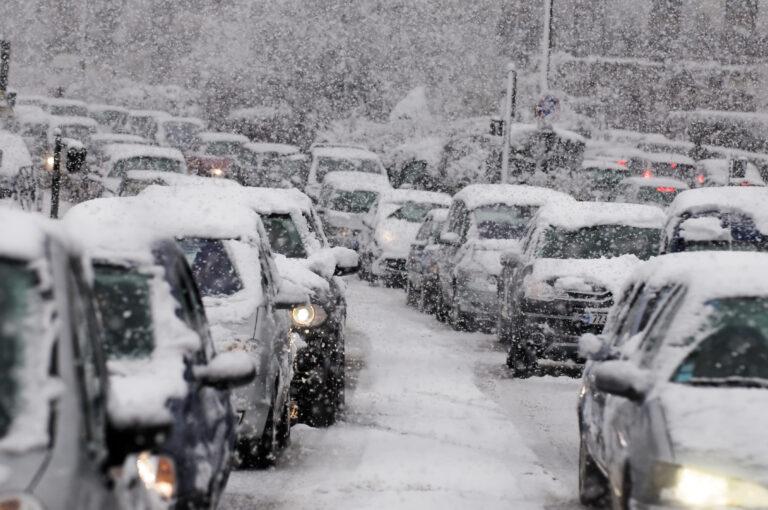 Dienstverhinderung wegen Schnee