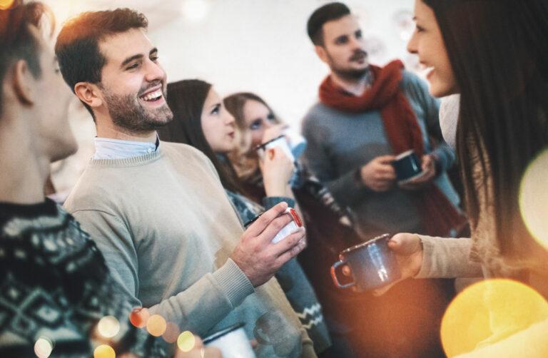 Firmenweihnachtsfeier