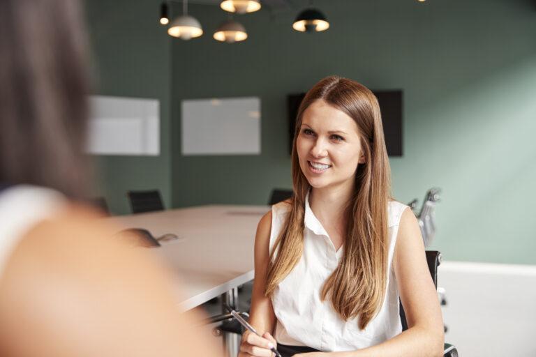 5 Tipps zum Mitarbeitergespraech